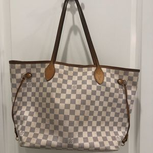 Louis Vuitton MM Neverful tote